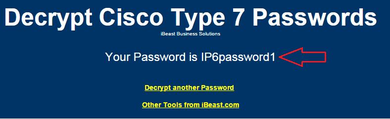 Encryption & Decryption 4